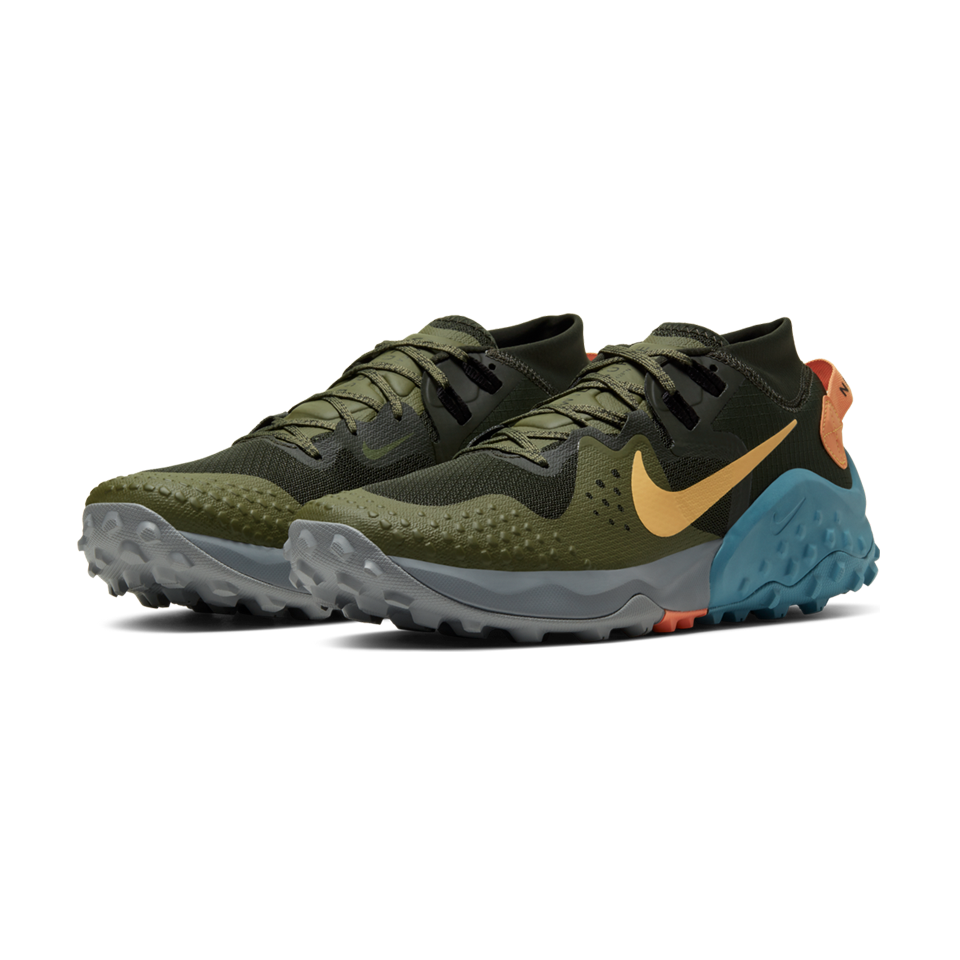 Nike Men's Wildhorse 6 Sequoia/Topaz Gold