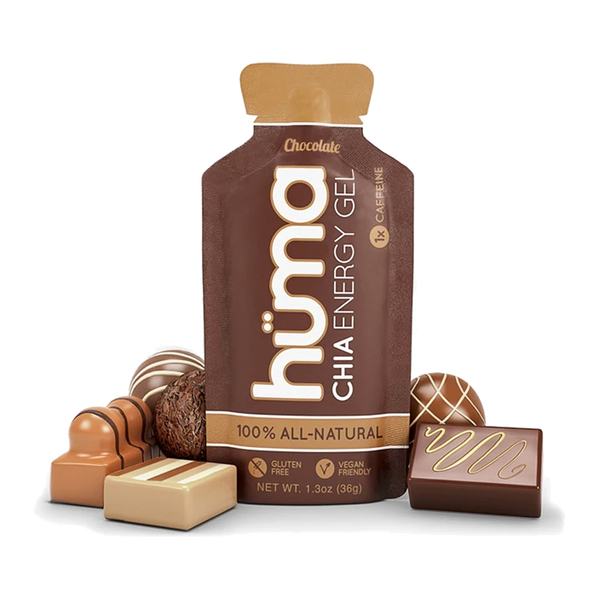 Huma Energy Gel Original Chocolate