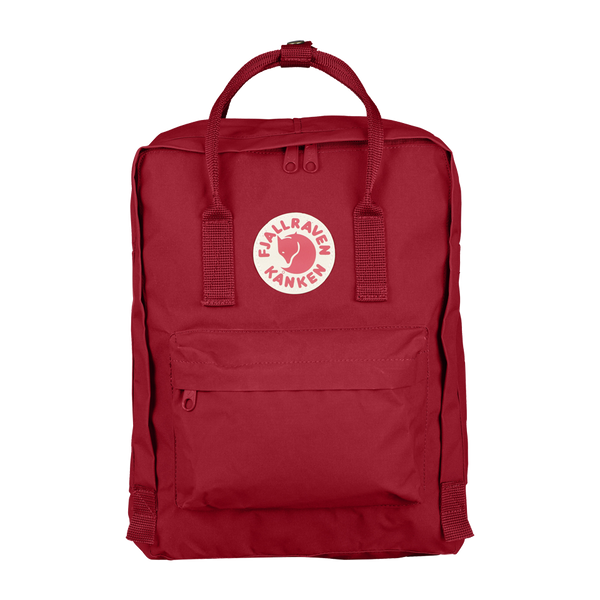 Fjallraven Kanken Red