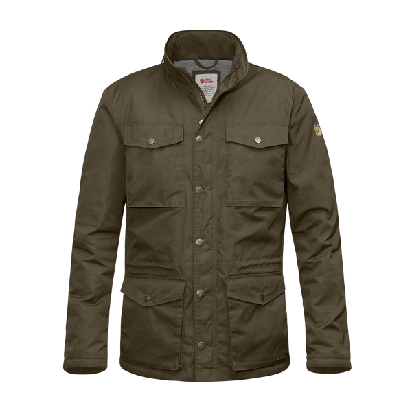 Fjallraven Men's Raven Winter Jacket Khaki