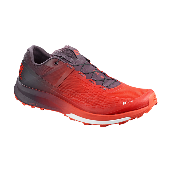 Salomon Men's S/LAB Ultra 2 Racing Red
