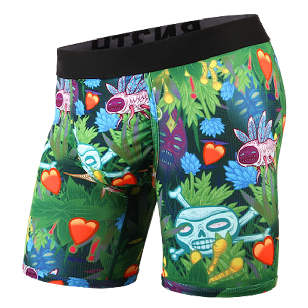 BN3TH Men's Entourage Boxer Brief Jungle Love