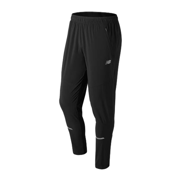 New Balance Men's Run Pant Black