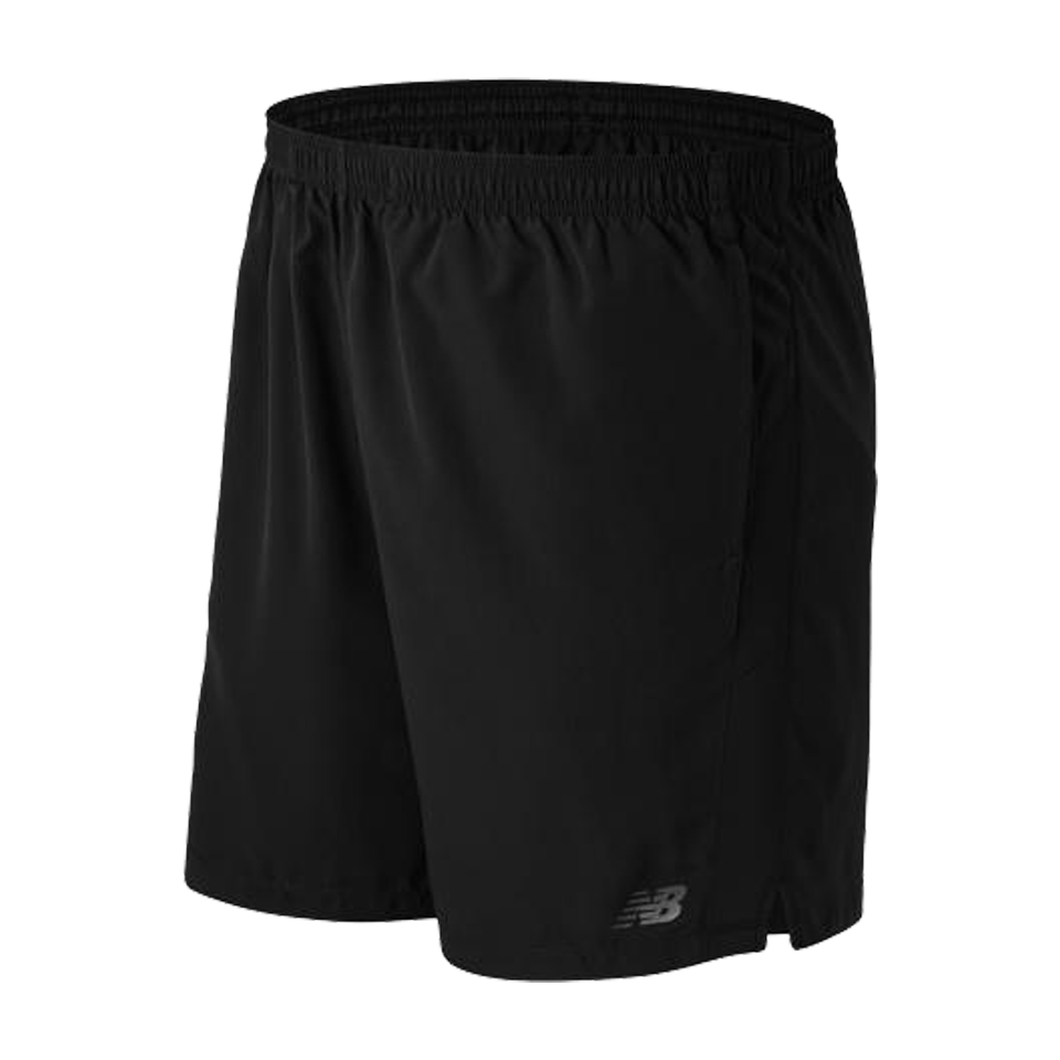 "New Balance Men's 7"" Accelerate Short Black"