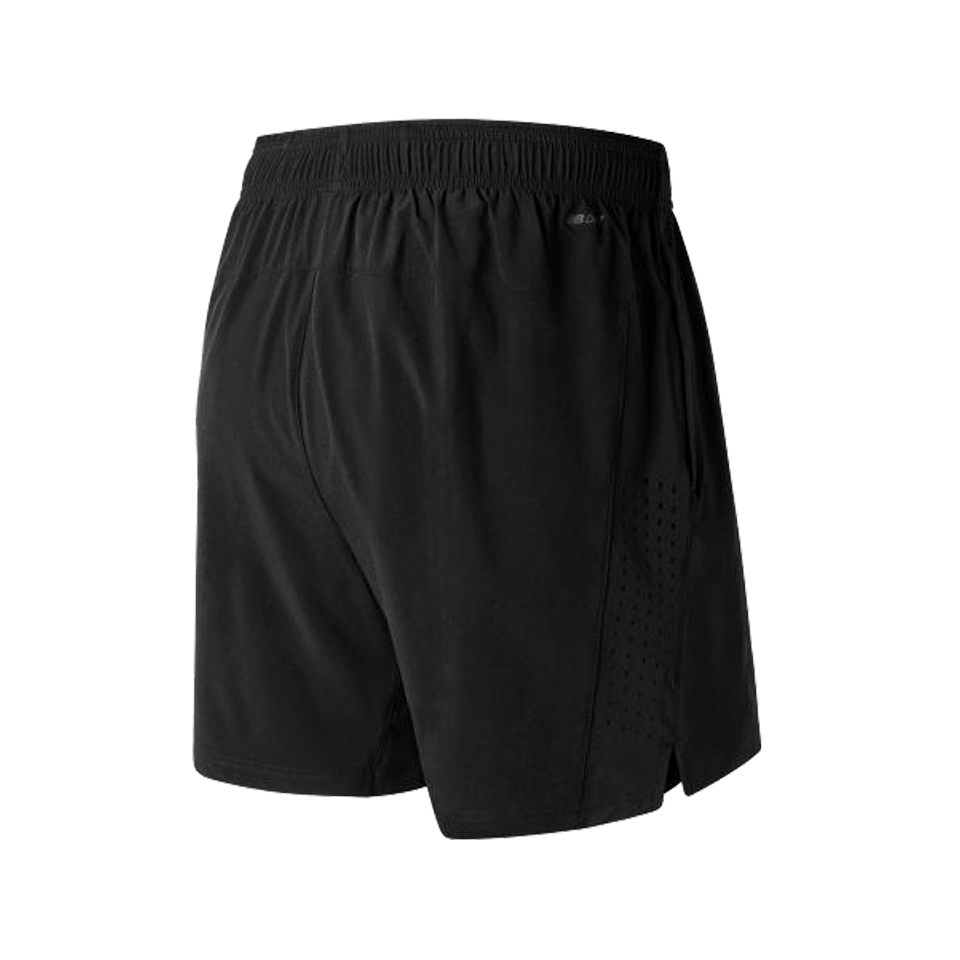 New Balance Men's 2 in1 Short Black