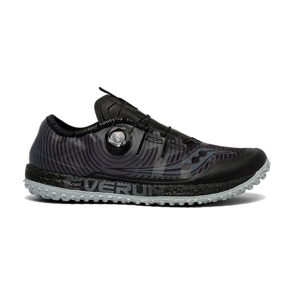 Saucony Men's Switchback ISO Black/Grey
