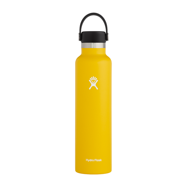 Hydro Flask 24 oz. Standard Mouth Sunflower