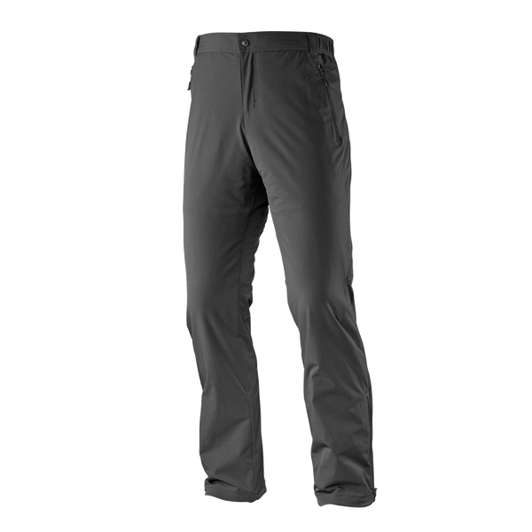Salomon Men's Nova Softshell Pant Black