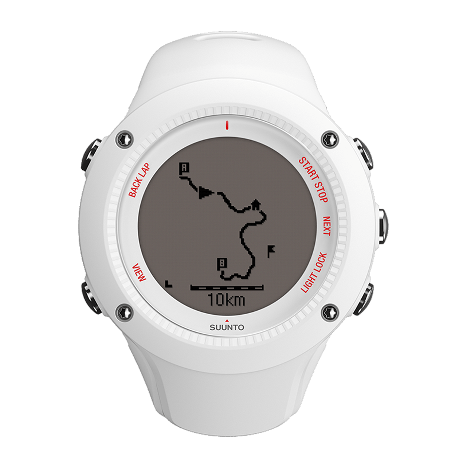 Suunto Ambit3 Run HR White