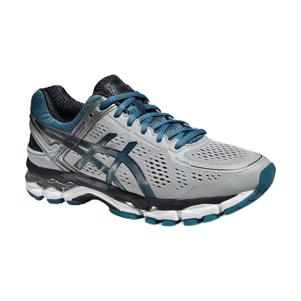 Asics Men's Gel Kayano 22 Silver Grey