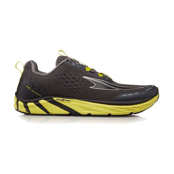 Altra Men's Torin 4 Gray/Lime