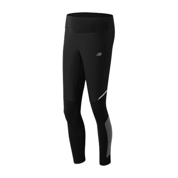 New Balance Women's Windblocker Tight Black