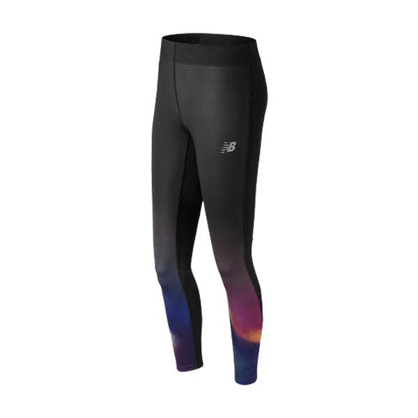New Balance Women's Impact Premium Tight Infrared