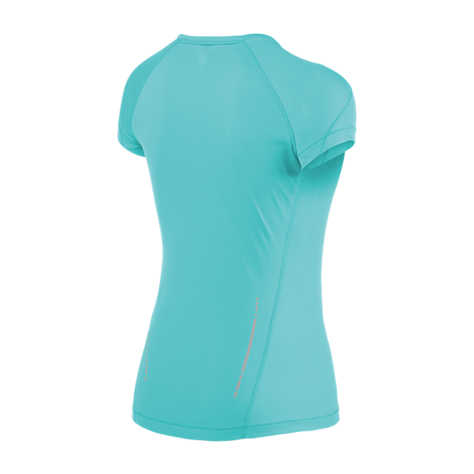 Asics Women's Short Sleeve Top Turquoise