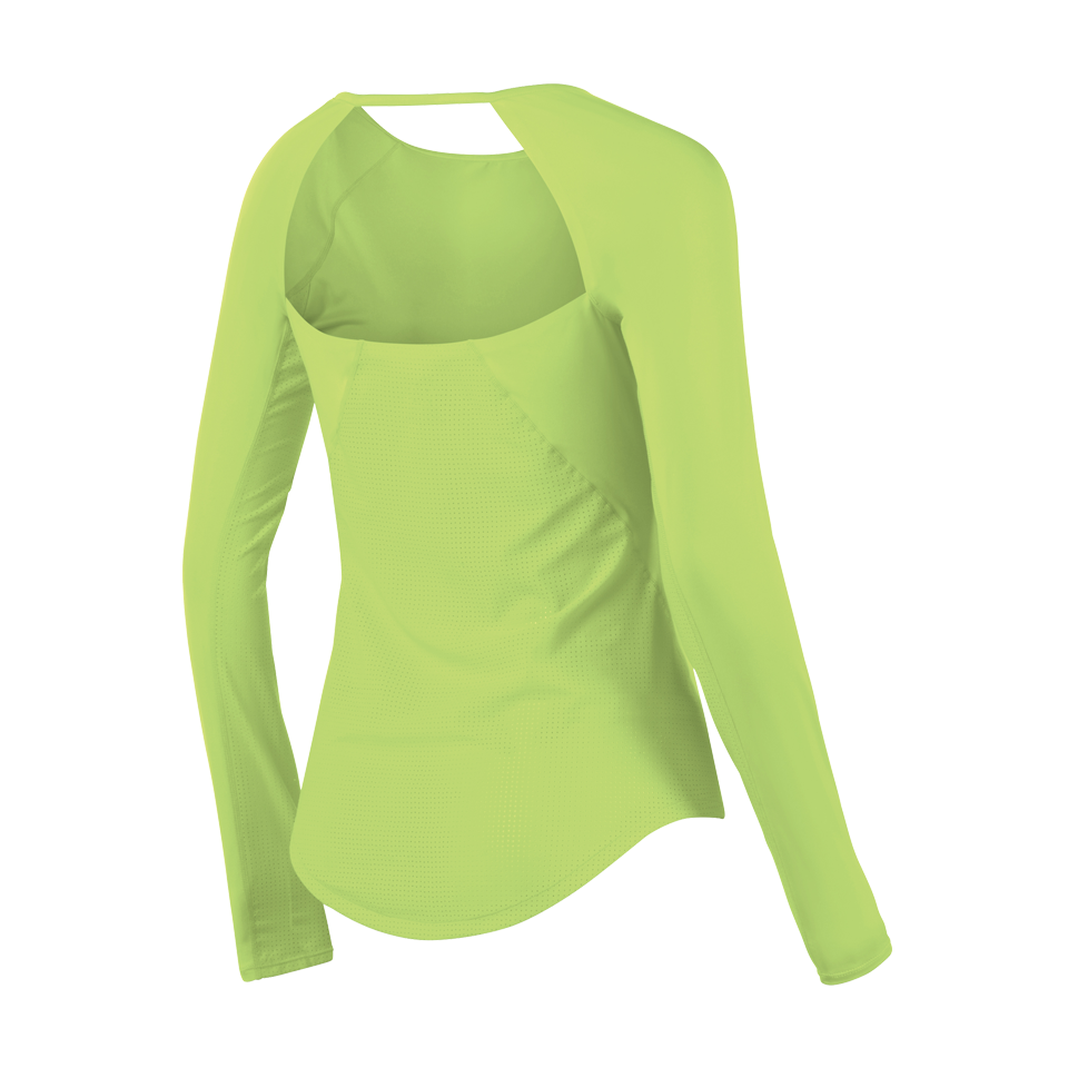 Asics Women's Fuzex Long Sleeve Pistachio Green