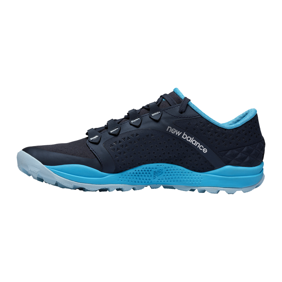 New Balance Women's Minimus Trail 10v4 Blue/Black