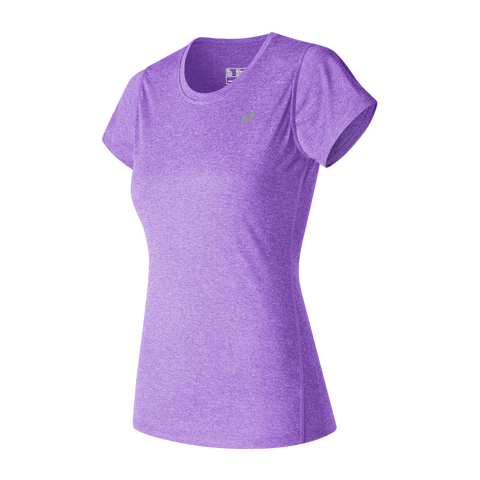 Patagonia SS Nine Trails Shirt Femme Fonction Shirt Violet