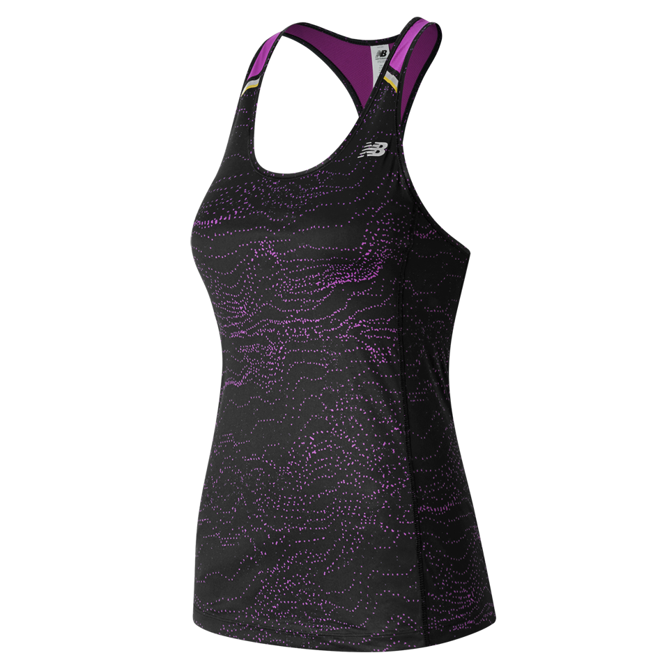 New Balance Women's Ice Tank Jewel Multi