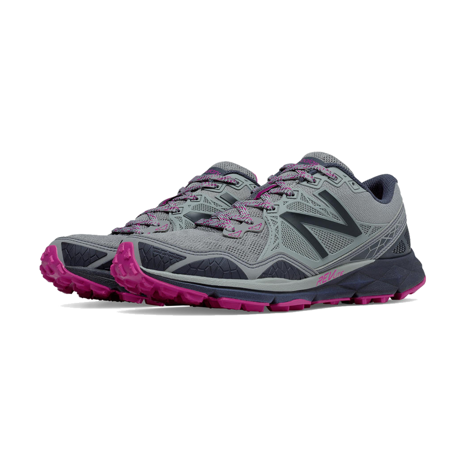 New Balance Women's 910v3 Trail Grey
