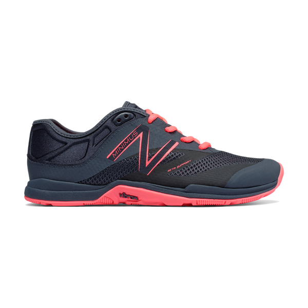 New Balance Women's Minimus 20v5 Pink/Grey