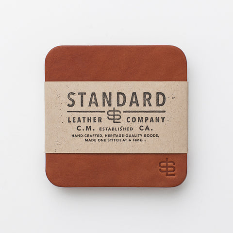Odds & Ends Coaster Set - Tan