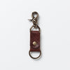 Standard Key Clip - Dark Brown