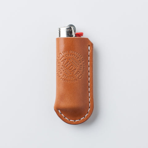 Campfire Lighter Case - Tan