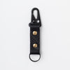 Standard Tactical Keychain - Black + Brass