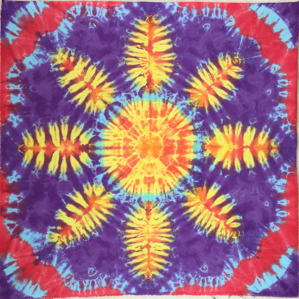 Mandalas and Tie Dyes