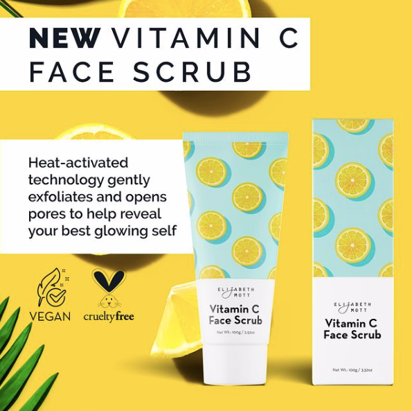 What Are the Benefits of Using Vitamin C Face Scrub?
