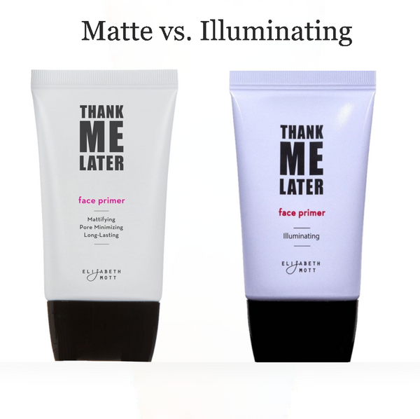 Illuminating Primer VS. Matte Primer: Which One Is Right For me?