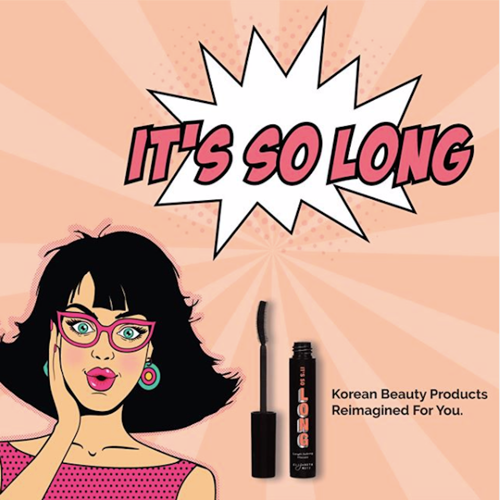 Elizabeth Mott Koren Beauty Products It's So Long Mascara