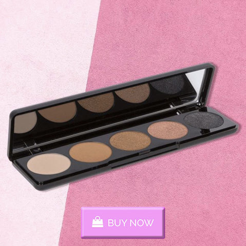 Buy Eizabeth Mott's Neutral Eyeshadow Palette
