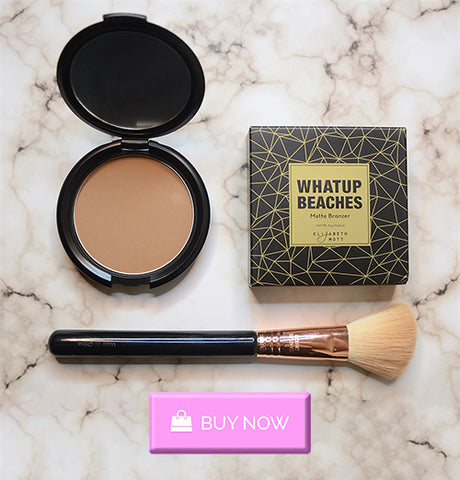 Get a bronzed glow with Elizabeth Mott Whatup Beaches Bronzer
