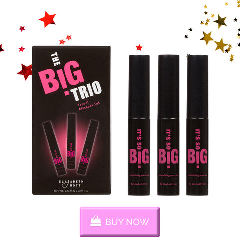 Elizabeth Mott Travel Size Mini Mascara Set