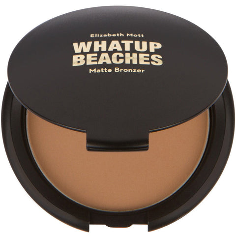 Glowy And Luminous What UP Beaches Bronzer by Elizabeth Mott