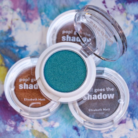 Elizabeth Mott pop! Goes the Shadow shimmery eyeshadow