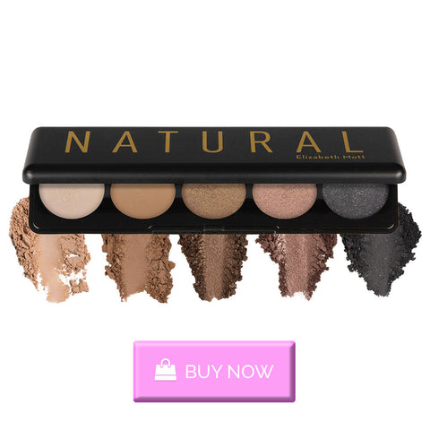 Buy Elizabeth Mott Natural Eyeshadow Palette