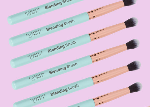 Elizabeth Mott Eyeshadow Blending Brush