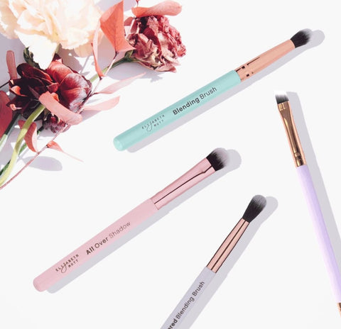 Elizabeth Mott's best eyeshadow brushes