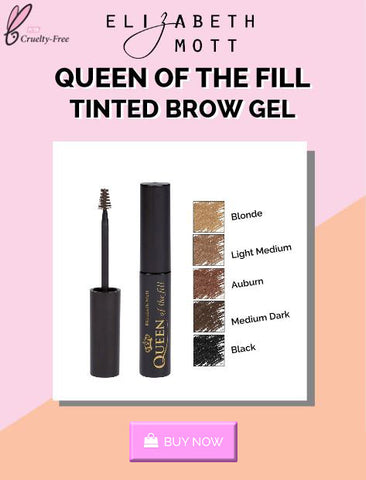 Queen Of The Fill Tinted Brow Gel
