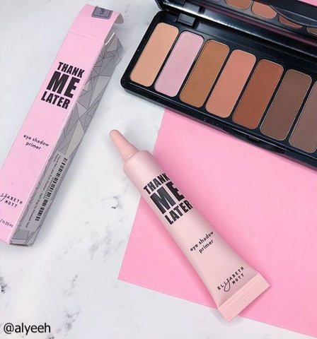 Thank Me Later Eyeshadow Primer Helps EyeShadow Stay In Place