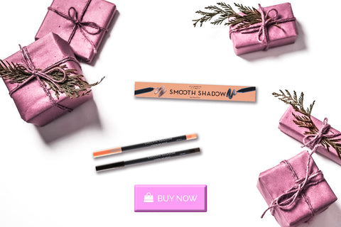 Two eye pencils in one amazing gift set by Elizabeth Mott