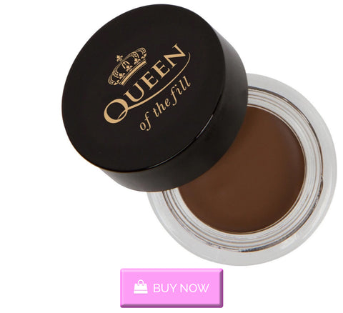 queen of the fill dark brow pomade elizabeth mott