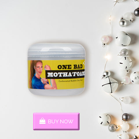Clay Face Mask Gift For Her by Elizabeth Mott