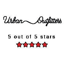 urban outfitters customer review rating for Elizabeth Mott