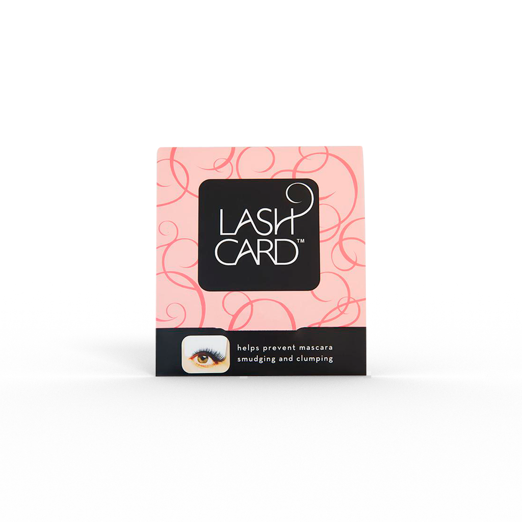 Lash Card - Mascara Application Tool