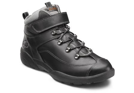 Ranger, Men's Rugged Therapeutic Boot in Black or Chestnut