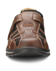Betty, Women's Therapeutic Casual Shoe in Black, Brown