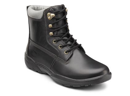 Boss Boots, Men's Work Boot in Black or Chestnut